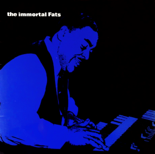 Fats Waller - The Immortal Fats (LP) (VG+/G++)